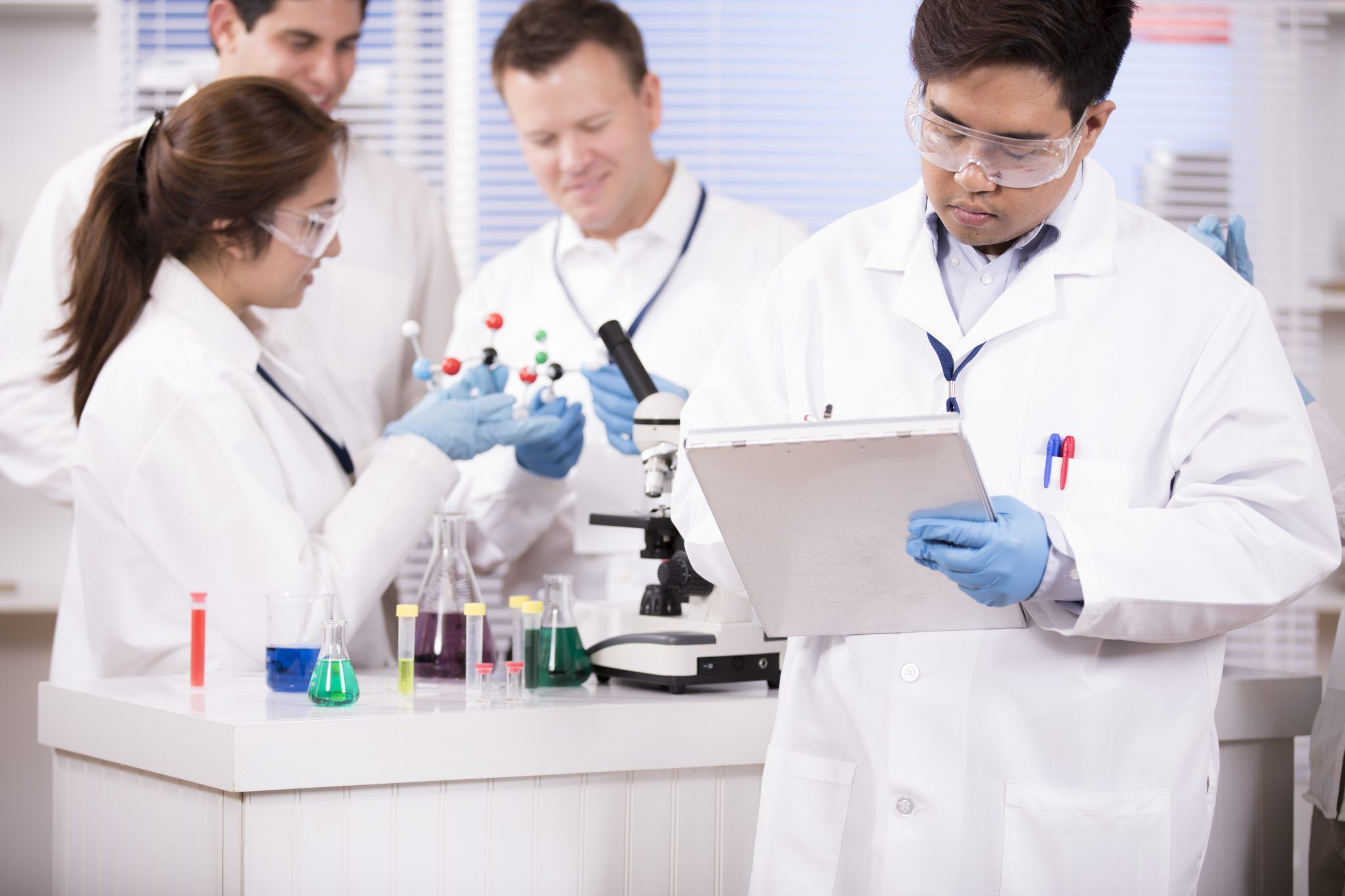Laboratory Compliance and Quality