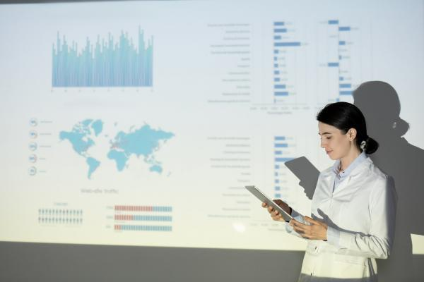 LIMS Integrated Analytics and Data Visualisation